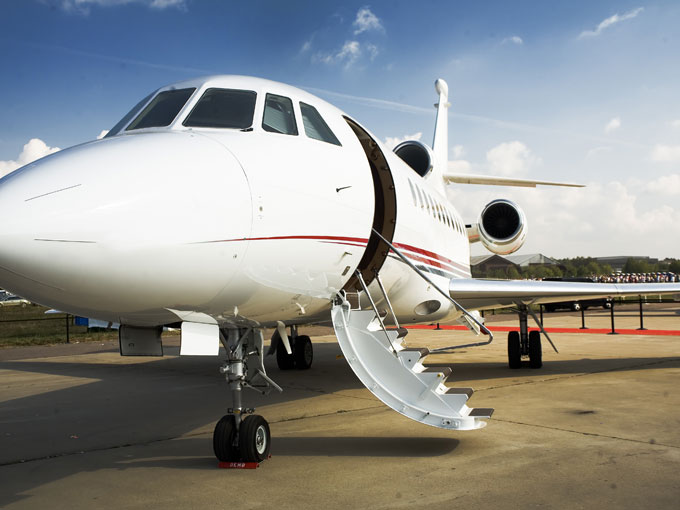 Service Privat- Transport Aircraft